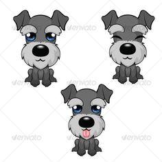 Realistic Graphic DOWNLOAD (.ai, .psd) :: http://jquery-css.de/pinterest-itmid-1000100818i.html ... Cartoon Miniature Schnauzer ... <p>Cartoon Miniature Schnauzer</p> blue, cartoon, cartoon miniature schnauzer, clean and simple, dog, grey, miniature schnauzer, pet animals, white  ... Realistic Photo Graphic Print Obejct Business Web Elements Illustration Design Templates ... DOWNLOAD :: http://jquery-css.de/pinterest-itmid-1000100818i.html