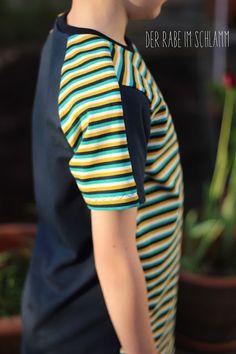 Der Rabe im Schlamm: Das Kind brauchte T-Shirts...