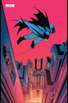 Greg Capullo. ZERO YEAR in Review: So Who Is New 52 BATMAN? | Newsarama.com