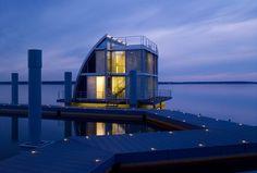 10 maisons flottantes originales