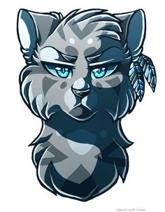Jayfeather | 1000+ images about Warrior Cats on Pinterest | Warrior Cats Quotes ...