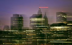 New York Skyline by Burçin YILDIRIM