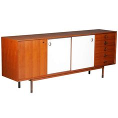Sideboard by Faram Furniture, Italy. | From a unique collection of antique and modern sideboards at http://www.1stdibs.com/furniture/storage-case-pieces/sideboards/