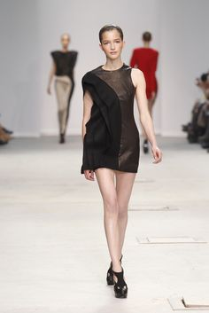 Amaya Arzuaga · FW11 · Fashion Design