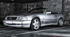 Mercedes-Benz SL 60 AMG: Days of thunder | Classic Driver Magazine