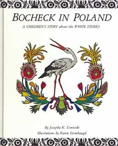 A children's story about the white stork.