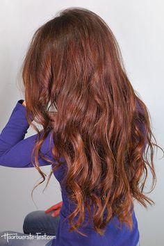 Lockenstab 32mm: Welcher 32mm Lockenstab ist gut? - Praxis Tests! Hairstyle, Long Hair Styles, Beauty, Curl Long Hair, Small Curls, Long Curly, Curly Hair Tips, Hair Job, Hair Style