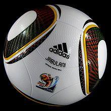 Balón del mundial 2010! Chimba de diseño!!