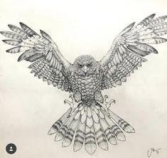 tattoo eagle feminine ~ tattoo eagle - tattoo eagle arm - tattoo eagle small - tattoo eagle back - tattoo eagle old school - tattoo eagle geometric - tattoo eagle chest - tattoo eagle feminine Hawk Tattoo, Throat Tattoo, Eagle Tattoos, Picture Tattoos, Falcon Tattoo, Cool Chest Tattoos, Crow Tattoo Design, Chest Tattoo Wings, Eagle Chest Tattoo