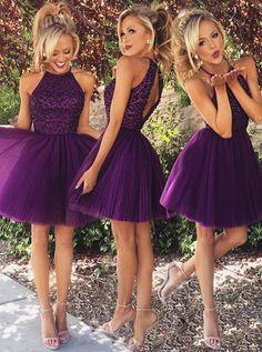 prom dresses for teens,short prom dresses,beaded homecoming dresses,open back prom dresses,2017 prom dresses @simpledress2480