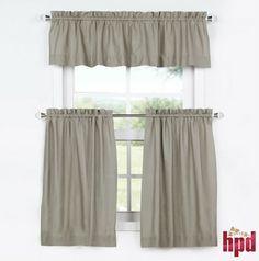 9 best kitchen tier curtain valance sets images cafe curtains 3 rh pinterest com
