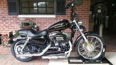 Sportster 1200C Bar/Riser Swap: Basic Guide w/ Parts/Tips/Pics - Harley Davidson Forums