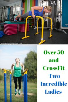 Over 50 and CrossFit #crossfit