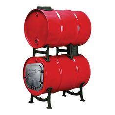 Off The Grid, United States Stove Company, Barrel Stove, Barrel Grill, Pole Barn Kits, Cast Iron, It Cast, Steel Drum, Double Barrel