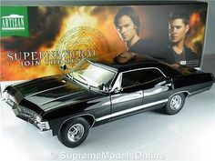 1967 chevrolet #impala supernatural #model car #1/18th scale packed issue k8967q~,  View more on the LINK: http://www.zeppy.io/product/gb/2/321853262988/