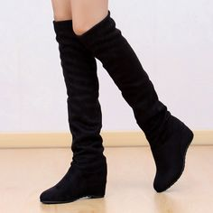 Free Shipping 2013 New Arrival Ladies High Heels Boots Sexy Fashion Women Knee High Long Boots Shoes