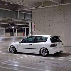 Honda Civic Hatchback, Honda Civic Ex, Honda S2000, Honda V, Toyota Van, Civic Eg, Old School Cars, Drifting Cars, Import Cars