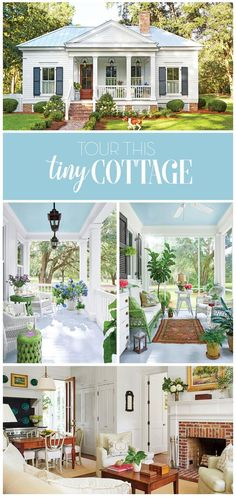 Our New Favorite 800-Square-Foot Cottage That You Can Have Too