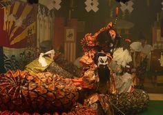 Kagura Performance 石見神楽   Flickr - Photo Sharing!