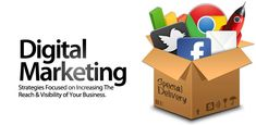Digital marketing a new business promotion strategy to reach your customer around the world with less investing in advertising mode: http://poweronnet.blog.com/2015/10/26/impact-of-digital-marketing-in-business-promotion/