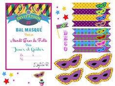 party printable