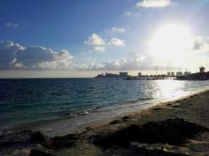 Hermosas playas Cancun Zona Hotelera, #México #Cancún #Playa #Tranquilidad #verano