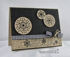 Kendra's Card Company: New Stamp-It Australia from Crafter's Companion