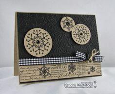 By: Kendra Wietstock; Crafter's Companion (Stamp-It Australia)