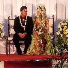 Selamat ya buat Yusuf dan Ririn #NikahanTemanSMAN4Pamekasan