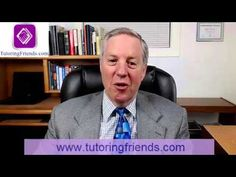 https://www.youtube.com/watch?v=M9LeGrigbmU  http://TutoringFriends.com Amazing Features at a glance: 1. Most Affordable Online Tutoring, less than $7/hr for monthly subscriptions. 2. Completely One-to-One tutoring, Tutor will be focusing on only YOU for entire session.  3. State of the art Audio Enabled Classrooms, real time classroom discussions with tutor