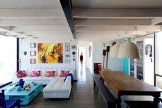 Tunquen House by Masfernandez Arquitectos