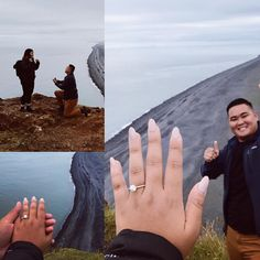 No better way to start a week than with news of another happy #BestBrillianceCouple !!! Congratulations to @christinehmc and @lifeaccordingtojayjay who just got engaged in Iceland! Wishing you a life time of happiness, may your love always sparkle as much as your #BestBrilliance ring 💍💍💍 #finejewelry #engagementring #bridetobe #proposal #engaged #howheasked #shesaidyes #affordablediamonds #diamond #diamondring #love #marryme #bestvalue #bestchoice