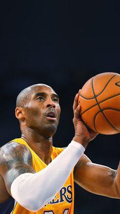 KOBE BRYANT MASTER NBA SPORTS SHOOT WALLPAPER HD IPHONE
