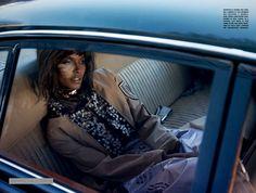 ☆ Liya Kebede | Photography by Yelena Yemchuk | For Vogue Magazine Italy | January 2014 ☆ #Liya_Kebede #Yelena_Yemchuk #Vogue #2014