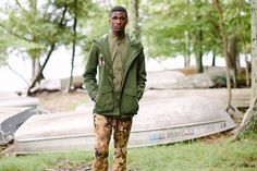 Staple 2013 Fall Lookbook (21 Pictures)