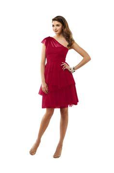 Weddington Way:  Alfred Angelo  Style 8605 Bridesmaid Dress Soft Net $189.00