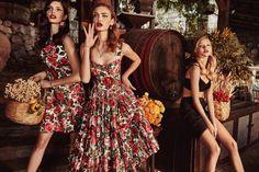 Прогулка по Сорренто: Новая реклама Dolce & Gabbana (фото 2)