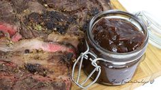 Basse côte de boeuf sauce Barbecue au Jack Daniel's® Jack Daniels, Sauce Barbecue, Bbq, Sauces, Recipes, Barbecue, Dips, Barrel Smoker