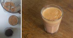 Haselnuss-Schoko-Karamell-Drink - http://barbaras-spielwiese.blogspot.de/2014/09/schoko-nuss-karamell-creme-aufstrich.html
