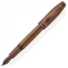 Montegrappa Heartwood Walnut Fountain Pen