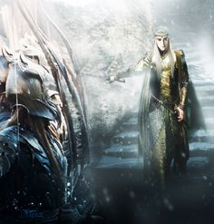 """Thranduil """"Golden Armor- part"""" by Mona Zhang.<<<<< k this armor would be pretty sick"""