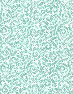 Vintage vine patterns