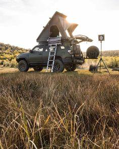 Toyota 4runner Trd, Toyota Tacoma, Camping Set, Camping World, Car Tent, Land Cruiser 200, Tacoma Truck, Overland Truck, Pajero Sport