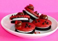 Big Rice Krispie Kisses | AllFreeHolidayCrafts.com