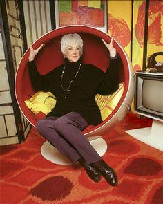 Bea Arthur (1922–2009)  Maude and The Golden Girls