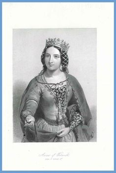 Anne Neville, Queen of Richard the Third of England