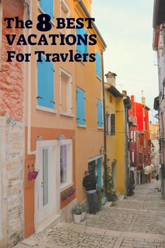 Looking to plan your next vacation? Need some help? Look no further, here are Riserva's Top 8 Travel Destinations that will help you plan your next trip!