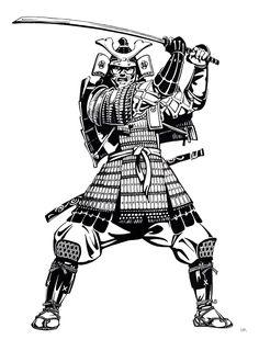 эскизы тату самурай: 23 тыс изображений найдено в Яндекс.Картинках