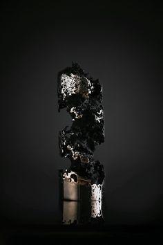 Conifer(2014) Bronze Sculpture by Driaan Claassen