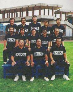 Osos Acatlán de los 90. ¡Comparte con nosotros tus fotos para #TBTAcatlán!